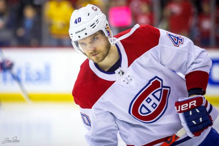 Joel Armia Montreal Canadiens
