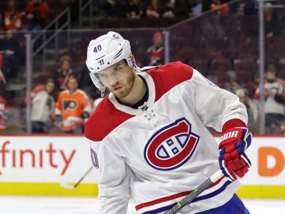 Joel Armia, Montreal Canadiens