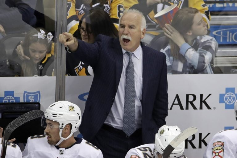 Joel Quenneville Florida Panthers