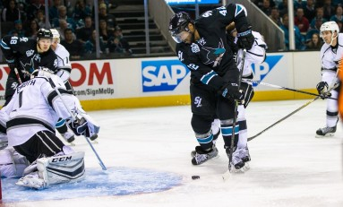 Sharks Deliver Resilient Performance in Game 1 Win