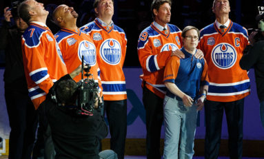 Joey Moss Will Forever Be a Part of Oilers History