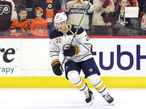 Johan Larsson Buffalo Sabres