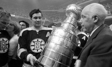 The Day the Stanley Cup was Stolen