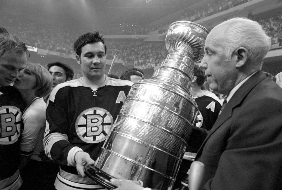 John Bucyk Boston Bruins