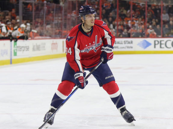 John Carlson, Washington Capitals, NHL, London Knights