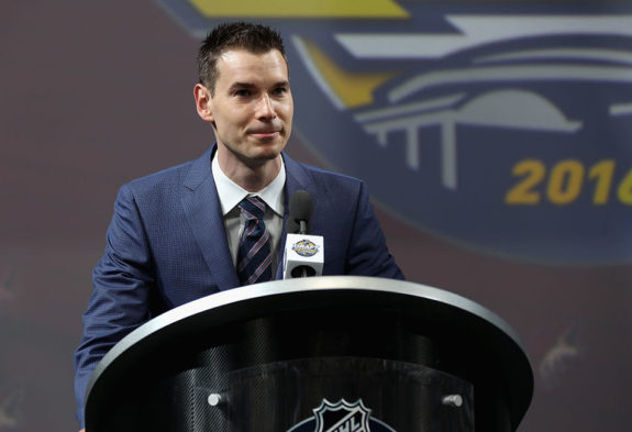General manager John Chayka - Arizona Coyotes