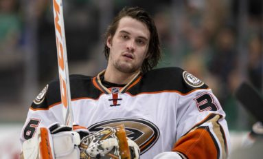 Gibson's Hot Start Is Saving the Ducks