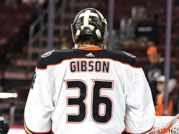 John Gibson Ducks