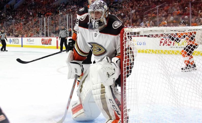 Five Fantasy Goalie Values