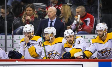 Predators' John Hynes: A Check-in