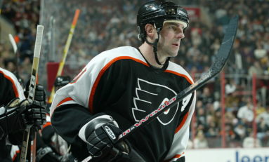 John LeClair: A Prototypical Power Forward