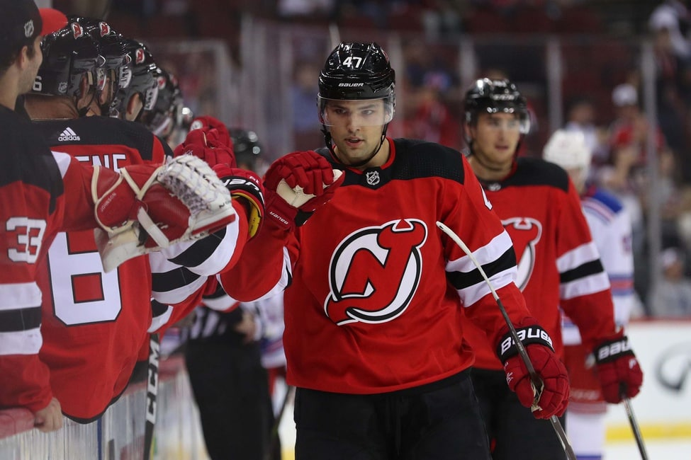 New Jersey Devils  Prospects to Watch as Season Winds Down f8a924881