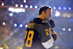 John Scott, NHL All-Star Weekend, NHL, Nashville