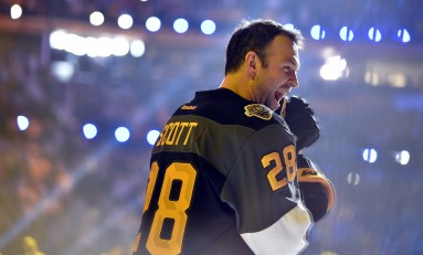 NHL All-Star Weekend: John Scott Ovation A Sign of the Times