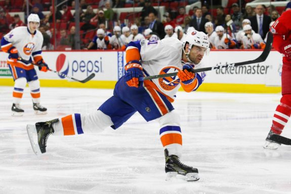 New York Islanders forward John Tavares
