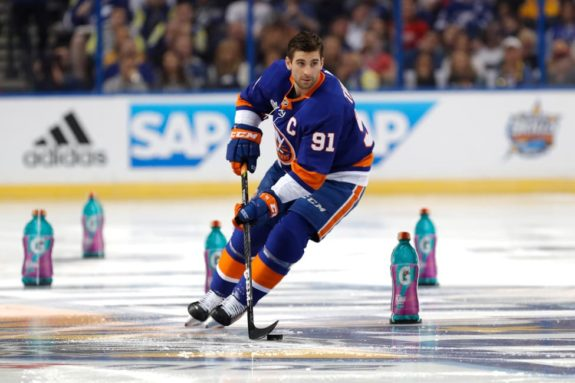 John Tavares of the New York Islanders.