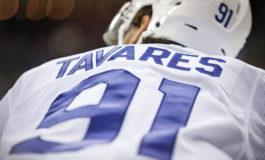 Tavares Scores OT Winner, Matthews Scores 40th as Leafs Beat Ducks