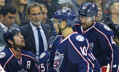 Blue Jackets Still Seeking Forward Chemistry