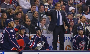 Poor Timing for Blue Jackets' Offensive Slump
