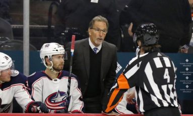 Blue Jackets Have Catastrophic Problem at Worst Possible Time