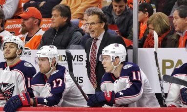 Tortorella & Blue Jackets Ready for Showdown With Bruins