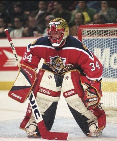 John Vanbiesbrouck Florida Panthers