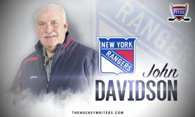 John Davidson Named New York Rangers President