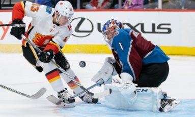 Flames Ready to Repay Avalanche in Season Opener