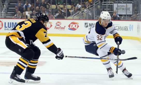 Penguins Have Defensive Dilemma