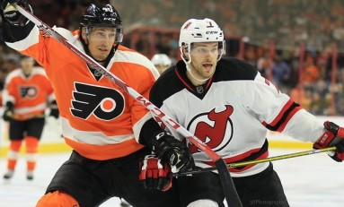 New Jersey Devils Re-Sign Jon Merrill