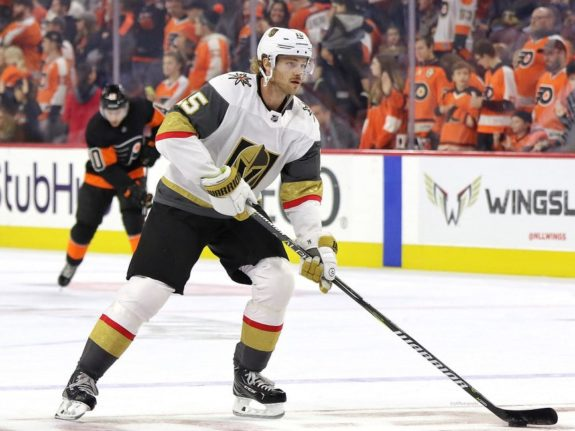 Jon Merrill, Vegas Golden Knights