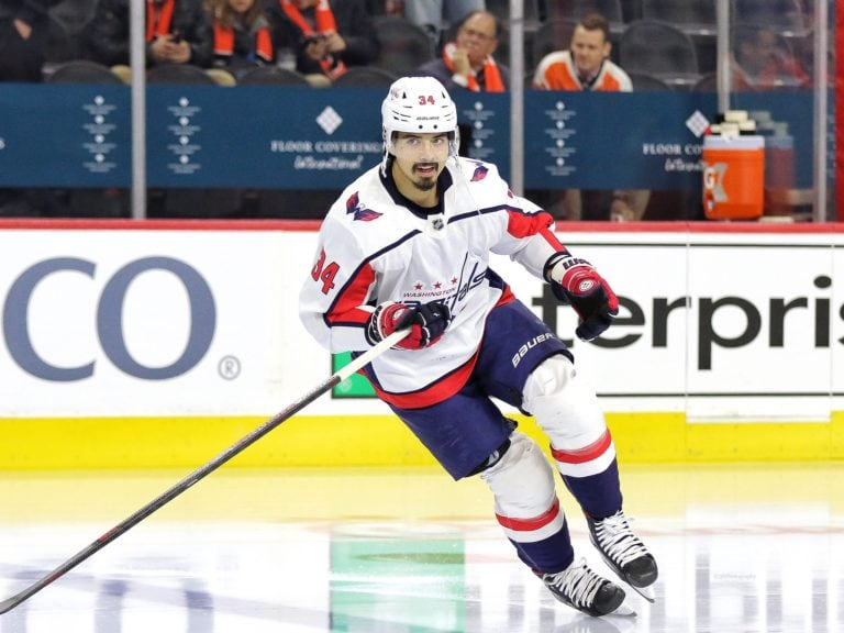 Jonas Siegenthaler Washington Capitals