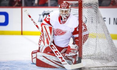 How Will Jonathan Bernier Perform with the Red Wings in 2020-21?