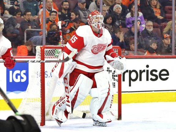 Jonathan Bernier - Red Wings