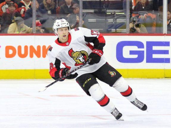 Jonathan Davidsson Ottawa Senators