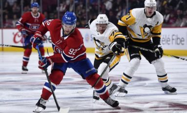 Canadiens Jonathan Drouin Disappointed with Season-ending Slump