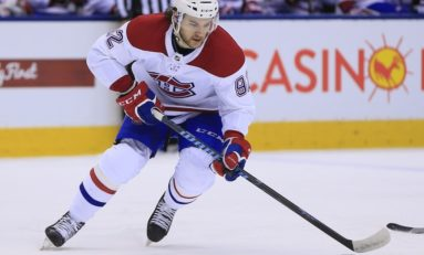Canadiens Need to Let Drouin Be Drouin