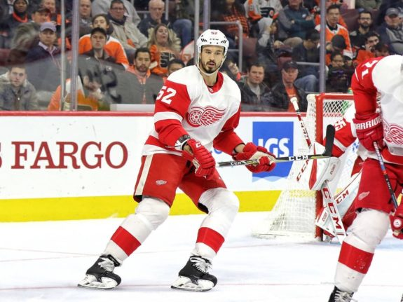 Jonathan Ericsson - Red Wings