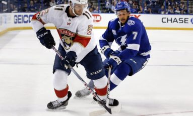 Florida Panthers First Impressions