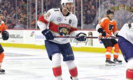 Huberdeau, Jarry, Panarin Named NHL's 3 Stars of December