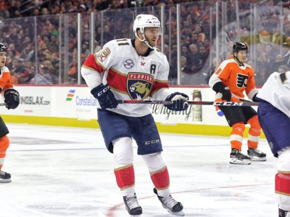 Jonathan Huberdeau Florida Panthers