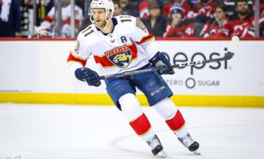 Panthers' Jonathan Huberdeau and Keith Yandle Impress in Season Opener