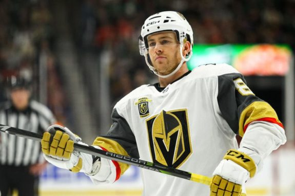 Vegas Golden Knights, center, Jonathan Marchessault