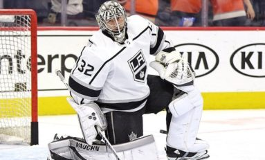 Kings' Jonathan Quick Hopes to Return to Elite Form in 2020-21