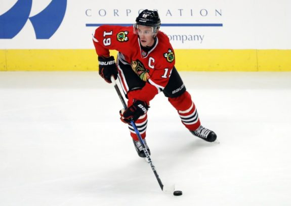 Jonathan Toews, Blackhawks