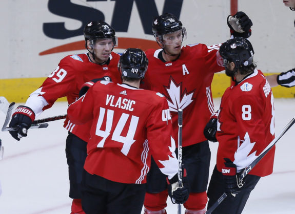 Vlasic Team Canada