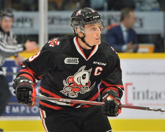Ben Jones, Niagara IceDogs