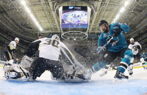 Pittsburgh Penguins San Jose Sharks