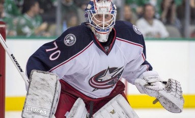 Sergei Bobrovsky Signs With Florida Panthers
