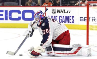 Korpisalo or Merzlikins: Which Blue Jackets Goalie Starts?